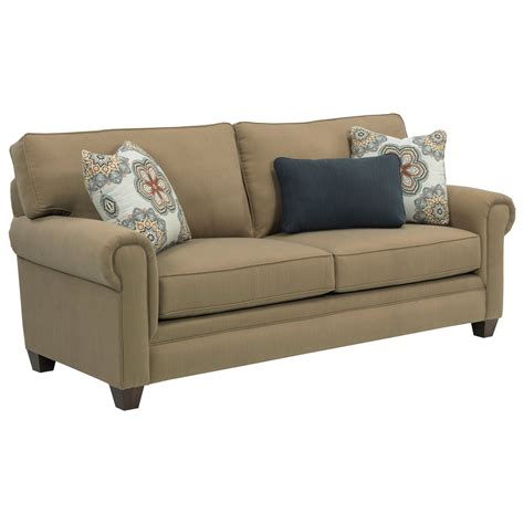 air dream sleeper sofa broyhill furniture monica transitional queen air dream