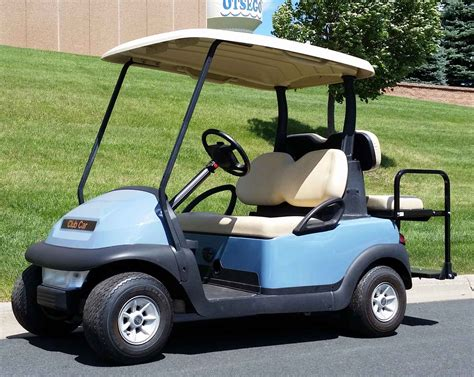 100 2008 club car precedent manual cart parts