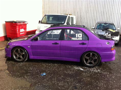 purple mitsubishi lancer pink to purple mitsubishi lancer register forum
