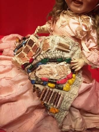 porcelain doll repair kit running away with the circus doust