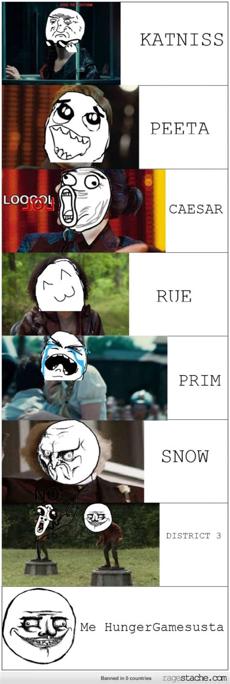 Funny Hunger Games Memes - funny memes thirst place medal memes