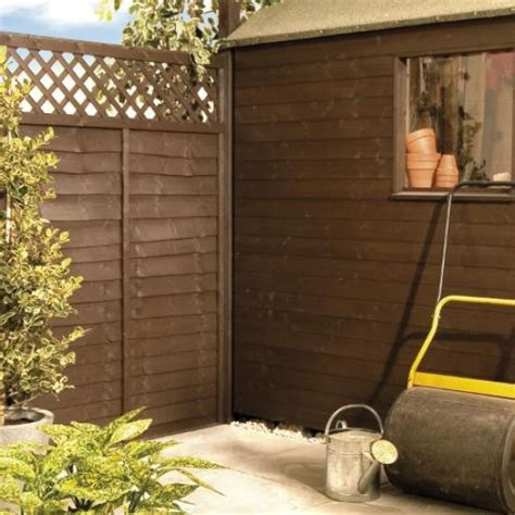 Shed And Fence Paint by Johnstones Shed Fence Treatment
