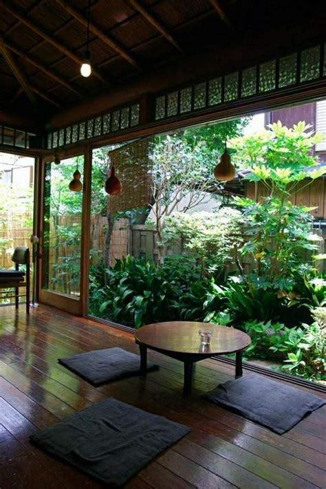japanese style house interior   create  balanced