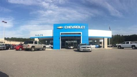 Phelps Chevrolet Greenville Phelps Chevrolet Greenville Nc 27834 Car Dealership