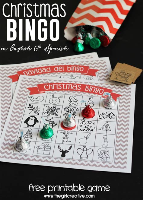 easy christmas games for adults printable bingo in and the creative