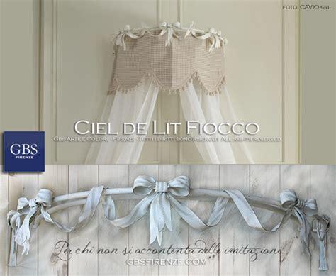 Baldacchino A Parete by Cameretta Fiocco Cielo Baldacchino Gbs Firenze Casa