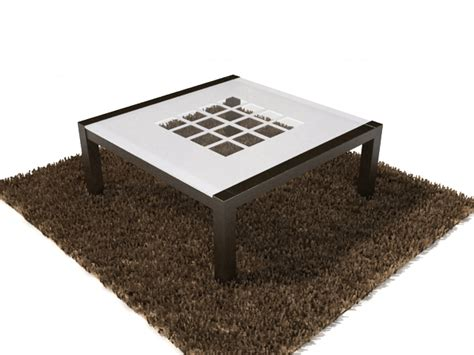 coffee table carpet 3d model sharecg