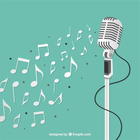 imagenes retro karaoke microphone vectors photos and psd files free download