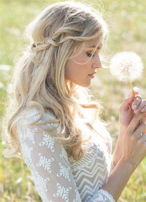Casual Wedding Hairstyles For Hair by Casual Hair Wedding Hairstyles Get The Right Casual