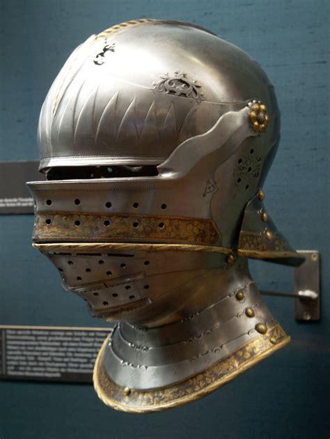 Helm Helmet Sallet