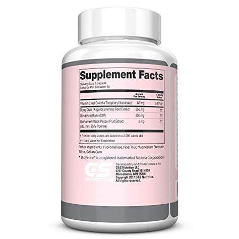 Detox Genie Dim Bioperine by S Hormone Support Formula Strength Dim 200mg