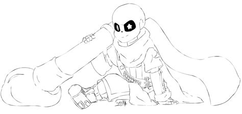 How To Draw Underfell Sans