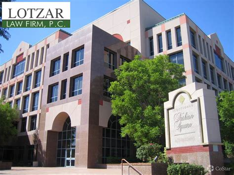 Post Office Scottsdale by Lotzar Firm To The Scottsdale Fashion Square