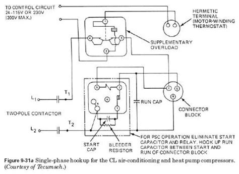 Kompresor Ac Semi Hermatic Carrier cl tilslutte