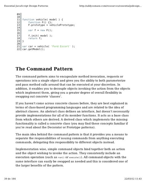 js module pattern init essential java script design patterns