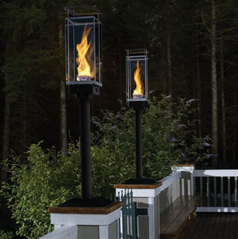 outdoor gas light fixtures summer guide for outdoor entertaining designcast concrete