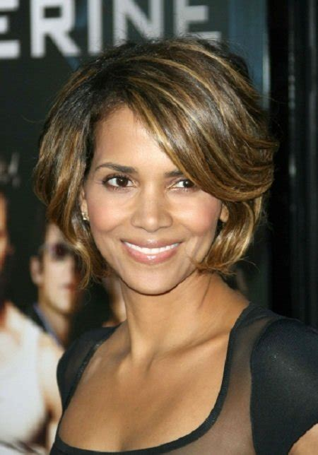 short brown hairstyles with carmel highlights 54 vivid hairstyle ideas for highlighted hair
