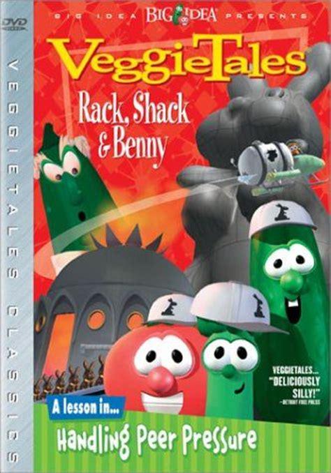 veggietales rack shack benny 1995 on collectorz