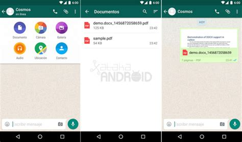 no guardar imagenes whatsapp android c 243 mo enviar documentos con whatsapp para android