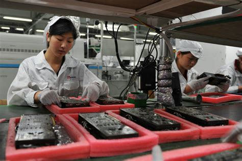 Production Worker by The 10 Most Dangerous In China
