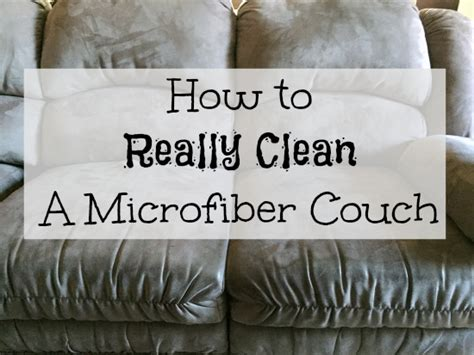 how do i clean microfiber couches cleaning tip tuesday cleaning a microfiber couch lemons