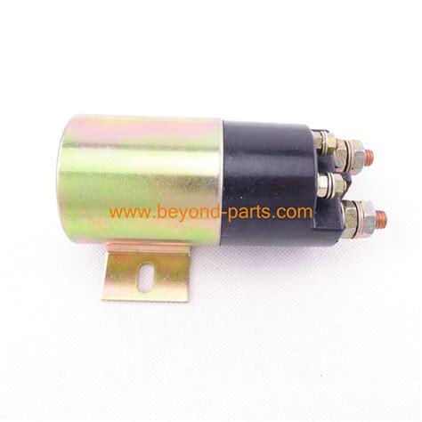 cat start relay caterpillar 320c 320b electric motor start