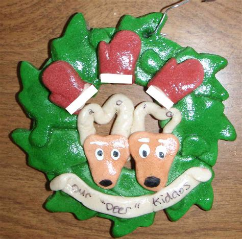 salt dough ornaments fun family crafts