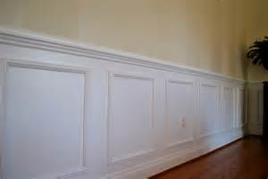 Wainscoting Pre Made Panels Diy Pre Made Shadow Box Moulding Panels Decor