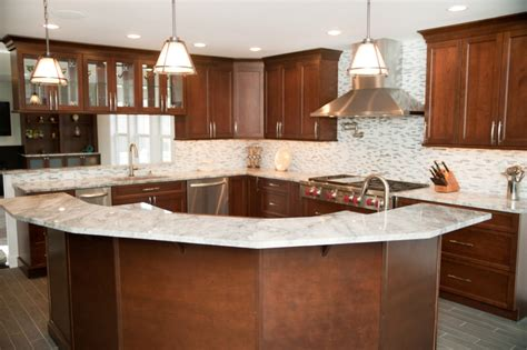 Kitchen Design Nj Modern Kitchen And Great Room Remodel Morris County Nj