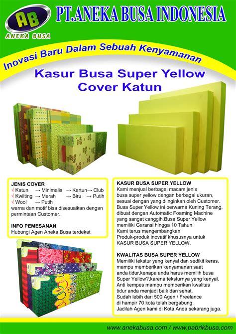 Kasur Busa Yg 81 pt aneka busa indonesia distributor busa jual busa