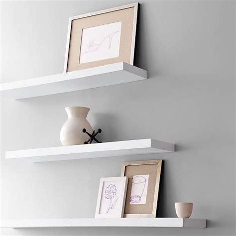 wall shelves westelm decorating inspirations
