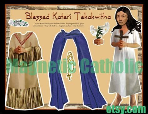 celebrate blessed kateri s canonization with kids 18 best images about saint kateri tekakwitha on pinterest