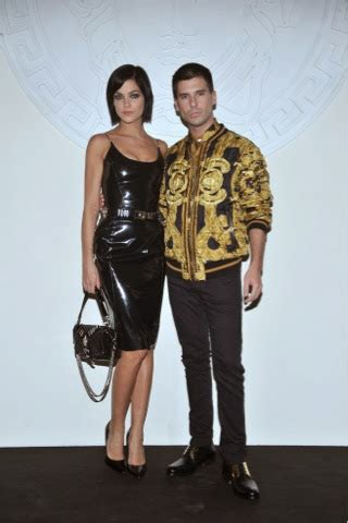 Who Wore Versace On The Cover Better by Diary Of A Clotheshorse In Versace Front