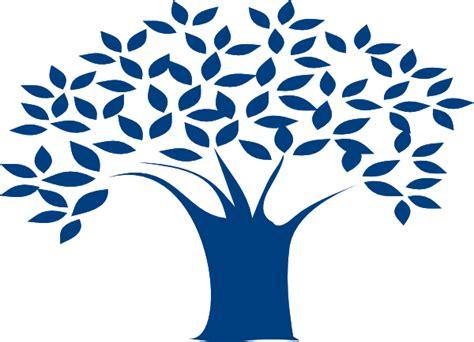 navy blue tree navy blue tree clipart