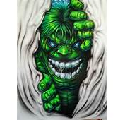 Airbrush Designs Painting Custom Paint Pinstripe Candy