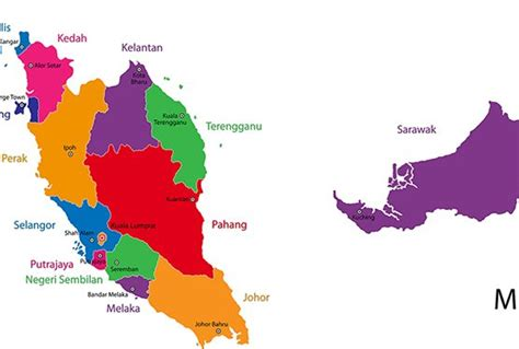 usa in map of world malaysia map blank political malaysia map with cities