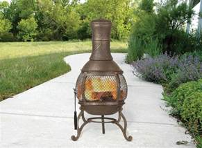 Best Garden Chiminea Our Review Of The 5 Best Cast Iron Chimineas