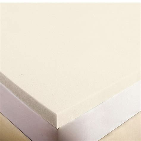 3 Inch Memory Foam Topper Buy Viscofresh 174 3 Inch Memory Foam Mattress Topper From Bed Bath Beyond