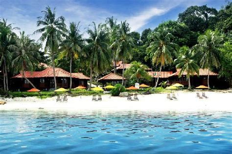 sibu island resort mersing malaysia johor hotel