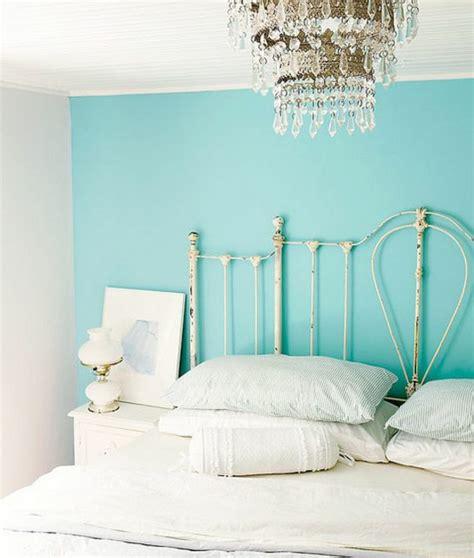 Nachttisch Türkis by Schlafzimmer Einrichten Blau