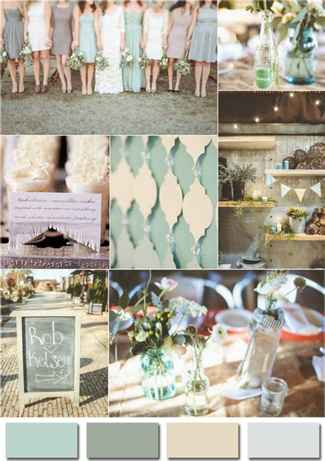 green and gray wedding colors trending wedding colors 2014 for colorado brides