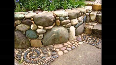 garden edging rocks garden ideas rock garden edging ideas