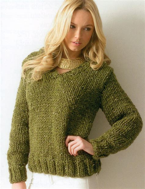 chunky jumper knitting pattern chunky knitting patterns crochet and knit