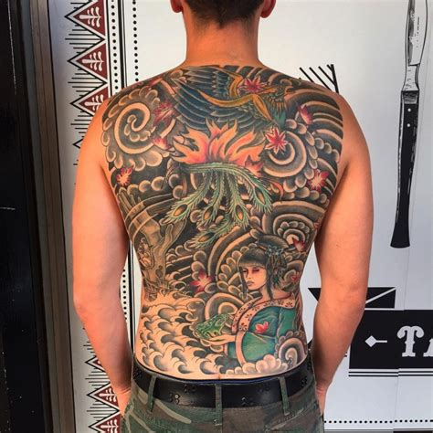 tattoo images in back 45 superb back tattoo designs