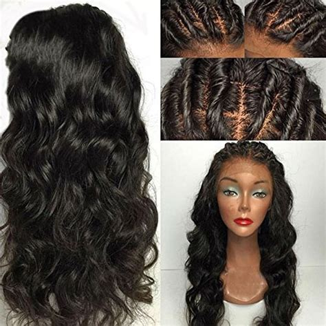 brazilian virgin human hair wigs for black women deep wave lace eva hair full lace human hair wigs for black women