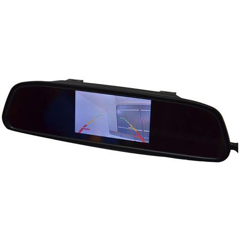 black mirror laptop camera 4 3 clip on mirror monitor with camera security