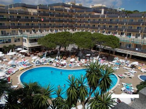 best cap salou hotel бассей отеля на открытом воздухе picture of hotel best