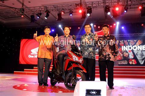 Lu Alis Vario 125 honda produsen motor injeksi no 1 di indonesia dan dunia