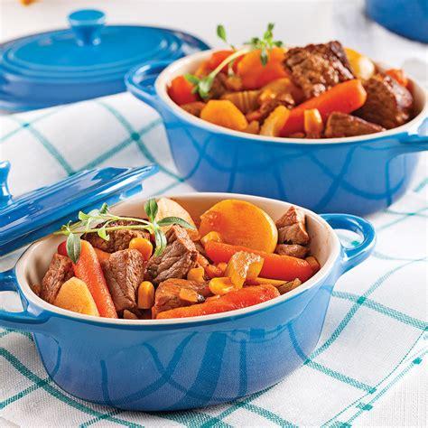 cuisine et mijot駸 mijot 233 de boeuf sucr 233 sal 233 recettes cuisine et