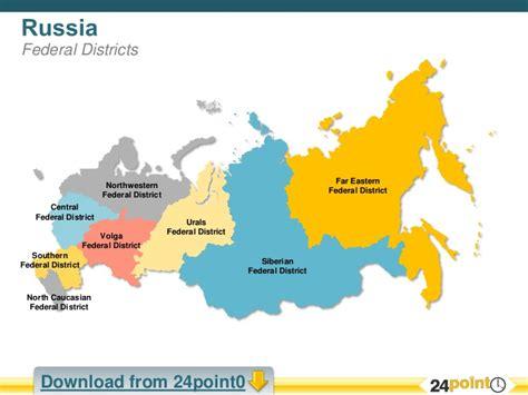 russia map by region northern economic region russia